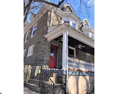 Philadelphia Single Family Home ACTIVE: 6617 Quincy Street