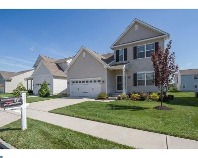 Glassboro Single Family Home ACTIVE: 583 Defrancesco Circle