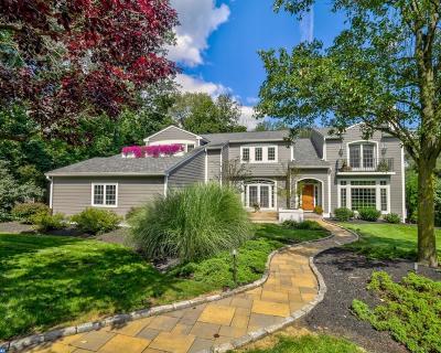 PA-Bucks County Single Family Home ACTIVE: 4 Timber Knoll Drive