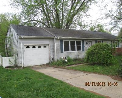 Laurel Springs Single Family Home ACTIVE: 325 Trenton Avenue