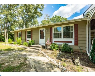 Franklin Twp Single Family Home ACTIVE: 796 Porchtown Road