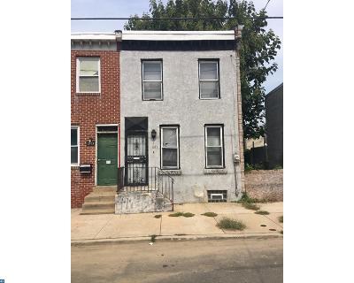Condo/Townhouse ACTIVE: 2621 Federal Street