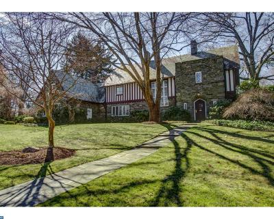 Swarthmore Single Family Home ACTIVE: 922 Strath Haven Avenue #A