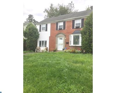 Philadelphia Single Family Home ACTIVE: 8232 Bayard Street