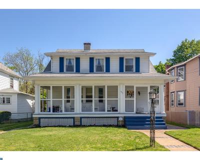 Delanco Single Family Home ACTIVE: 308 Willow Street