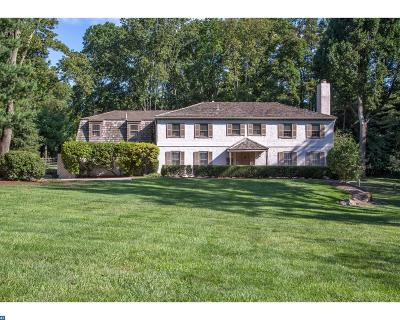 Villanova Single Family Home ACTIVE: 1156 Red Rose Lane