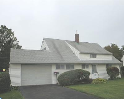 PA-Bucks County Single Family Home ACTIVE: 23 Heather Lane