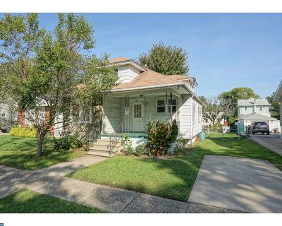 West Deptford Twp Single Family Home ACTIVE: 1325 Lincoln Avenue