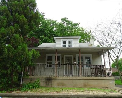 Bristol PA Single Family Home ACTIVE: $180,000