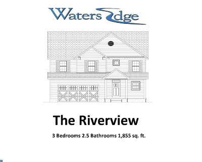 Frederica Single Family Home ACTIVE: 00riv Hightide Drive