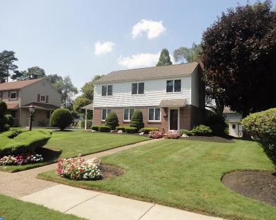 Springfield, Upper Darby Single Family Home ACTIVE: 578 Sheffield Drive