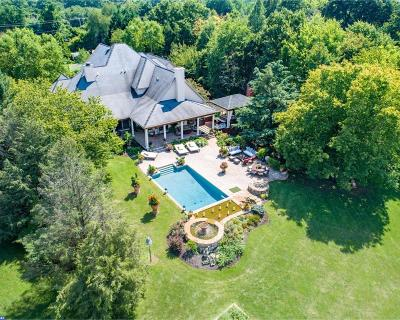 Centreville Single Family Home ACTIVE: 195 Owls Nest Road