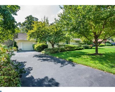 Moorestown Single Family Home ACTIVE: 306 Pembrook Avenue