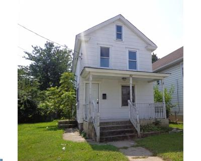 Paulsboro Single Family Home ACTIVE: 62 Capitol Street
