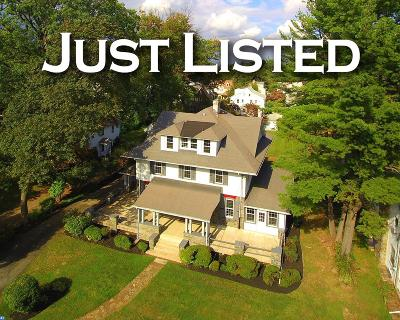 Ardmore Single Family Home ACTIVE: 2919 Mapleshade Road
