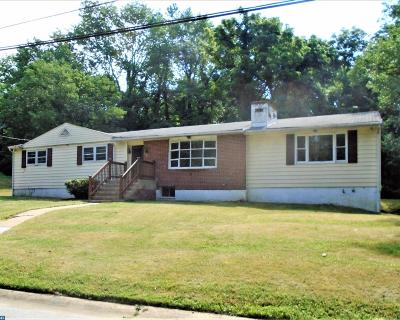 DE-New Castle County Single Family Home ACTIVE: 1509 Lower Greenbriar Road