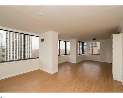 Condo/Townhouse ACTIVE: 202 W Rittenhouse Square #1401
