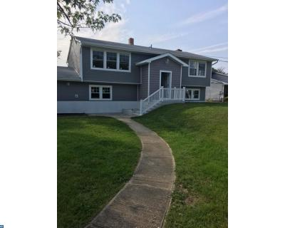 West Deptford Twp Single Family Home ACTIVE: 491 Oakland Road