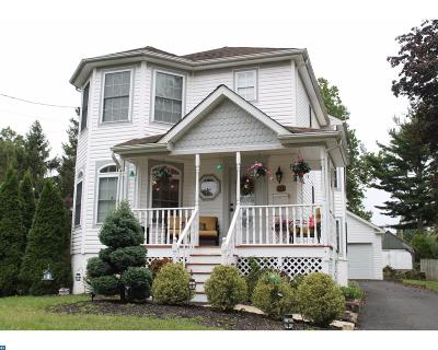 Hightstown Single Family Home ACTIVE: 219 Chamberlin Avenue