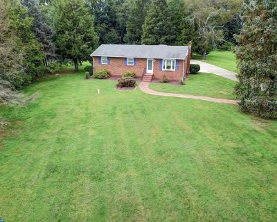 Townsend Single Family Home ACTIVE: 177 Noxontown Road