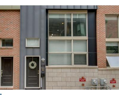 Northern Liberties Condo/Townhouse ACTIVE: 609 Bodine Street #2