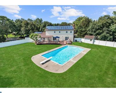 West Windsor Single Family Home ACTIVE: 51 Slayback Drive