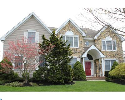 Plainsboro Single Family Home ACTIVE: 16 Harvest Drive