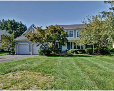 Plainsboro Single Family Home ACTIVE: 5 Sherman Court