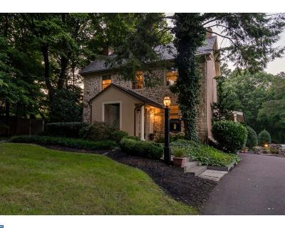 PA-Bucks County Single Family Home ACTIVE: 390 Edison Furlong Road
