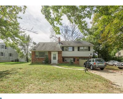 Cherry Hill Single Family Home ACTIVE: 819 Berlin Road
