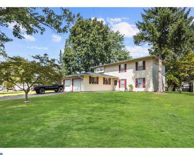 Mount Holly Single Family Home ACTIVE: 6 Cambridge Court