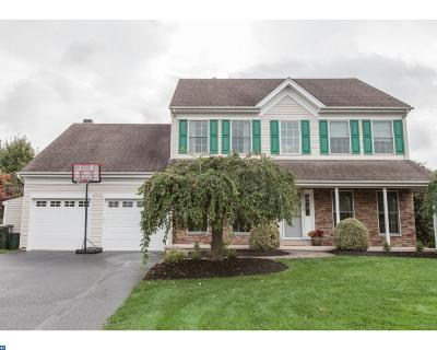 PA-Bucks County Single Family Home ACTIVE: 4811 Green Heather Court