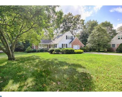 Moorestown Single Family Home ACTIVE: 88 Westbrook Drive