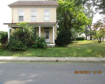 PA-Montgomery County Single Family Home ACTIVE: 432 W 6th Street