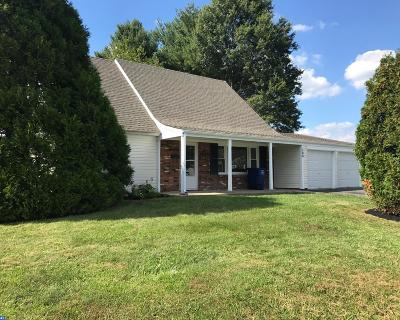 Willingboro Single Family Home ACTIVE: 104 Evergreen Drive