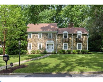 Haverford Single Family Home ACTIVE: 108 Sunset Lane