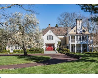 Princeton Single Family Home ACTIVE: 600 Pretty Brook Road