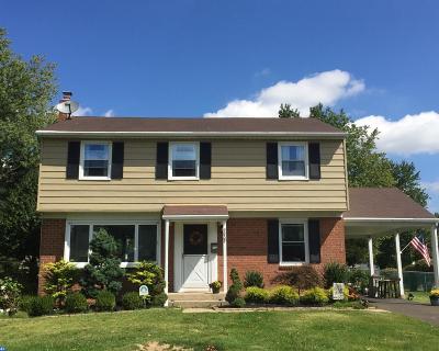 Hatboro Single Family Home ACTIVE: 224 Crestview Road