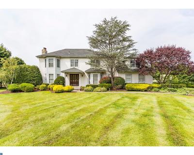 Moorestown Single Family Home ACTIVE: 709 Dominion Drive