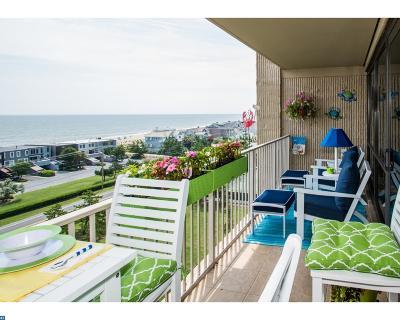 Rehoboth Beach Condo/Townhouse ACTIVE: 21 Ocean Drive #702