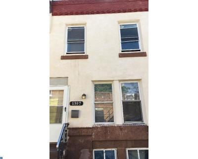 Philadelphia PA Condo/Townhouse ACTIVE: $84,000