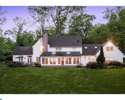 Princeton Single Family Home ACTIVE: 4497 Province Line Road