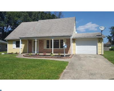 Willingboro Single Family Home ACTIVE: 116 Hazelwood Circle