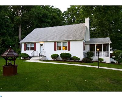 New Hope Single Family Home ACTIVE: 3158 Aquetong Road