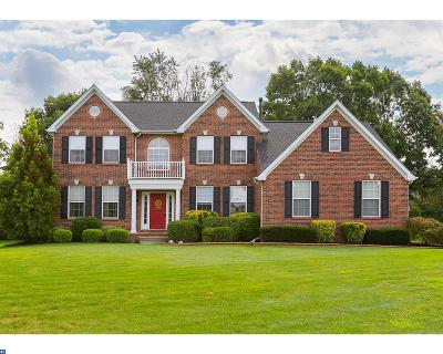 NJ-Gloucester County Single Family Home ACTIVE: 12 Twin Hollow Court