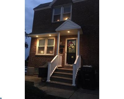 Holmesburg Condo/Townhouse ACTIVE: 8159 Terry Street