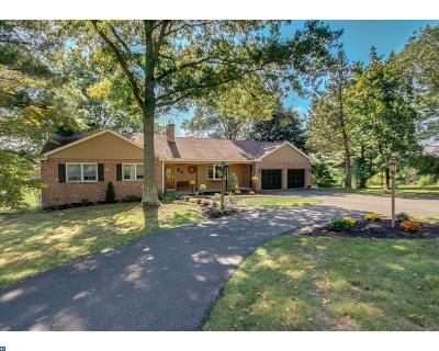 PA-Bucks County Single Family Home ACTIVE: 1265 Pebble Hill Road