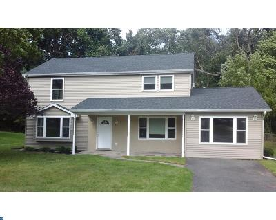 Willingboro Single Family Home ACTIVE: 33 Parkside Circle