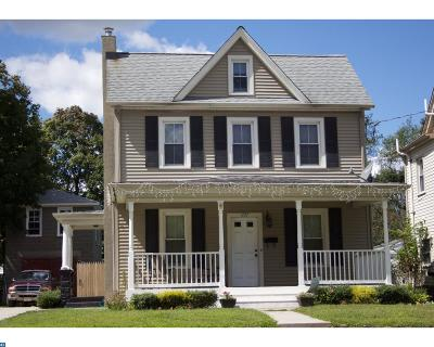 Swedesboro Single Family Home ACTIVE: 1727 Kings Highway