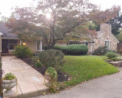 Villanova Single Family Home ACTIVE: 1200 Mount Pleasant Road